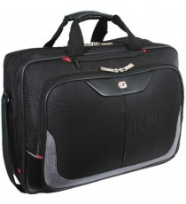 Gino Ferrari Enza Laptop Business Bag Bk