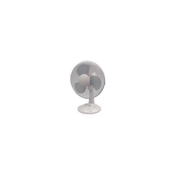 Q-Connect 410mm/16in Desktop Fan