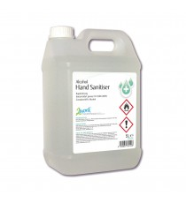 5L hand and surface sanitizer, Gel