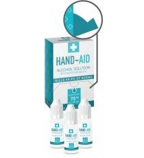 10ml sanitizer with moisturising oil 50pk