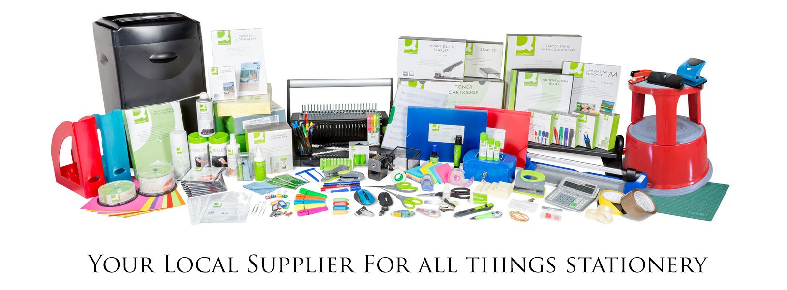 Your Local Stationery Supplier
